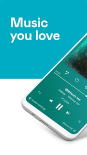 Deezer Music Player: Songs, Playlists & Podcasts Screenshot