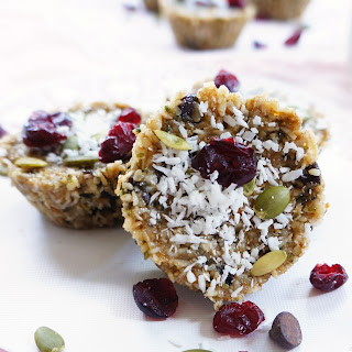 Trail Mix Energy Cups.