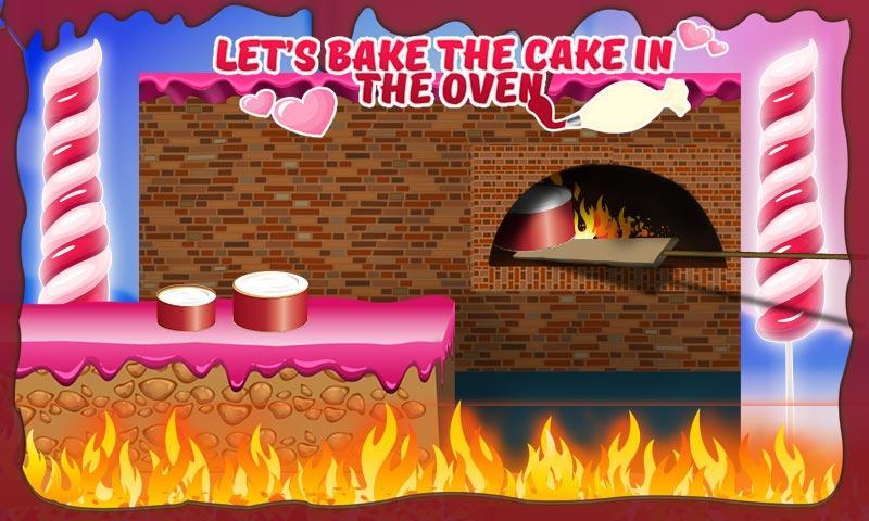 android Usine de gâteau - le dessert Screenshot 1