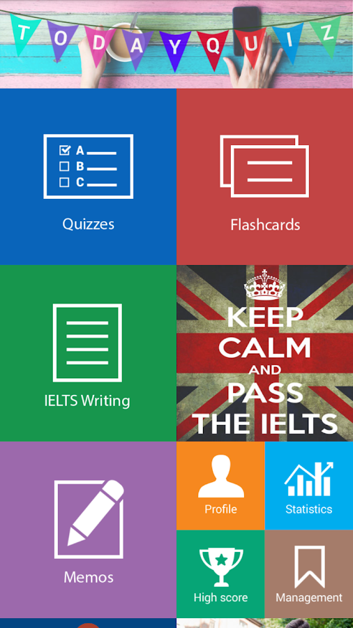 IELTS Test Prep- screenshot