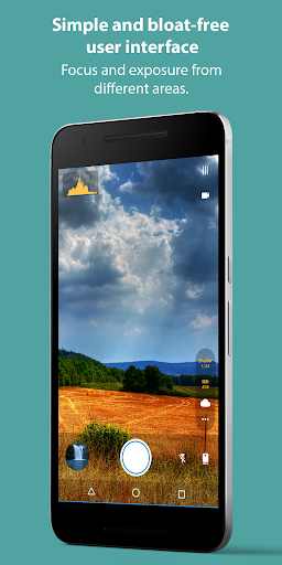 Footej Camera v2.0.4 build 100 [Premium]