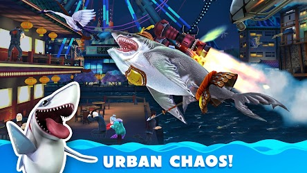 Hungry Shark World 2.4.2 (Unlimited Money) MOD Apk + OBB 6