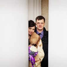 Wedding photographer Aleksandr Zolotarev (proektor). Photo of 01.04.2014