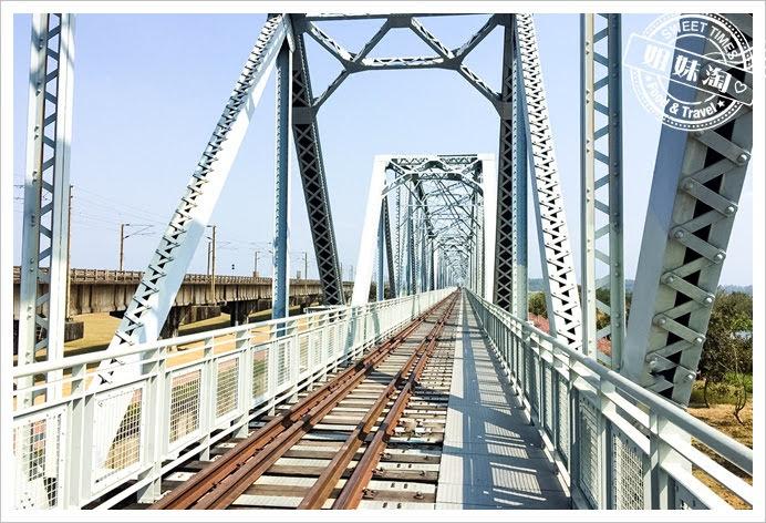 舊鐵橋濕地公園橋