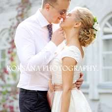 Wedding photographer Roksana Egorova (Zhogovaph). Photo of 04.10.2014