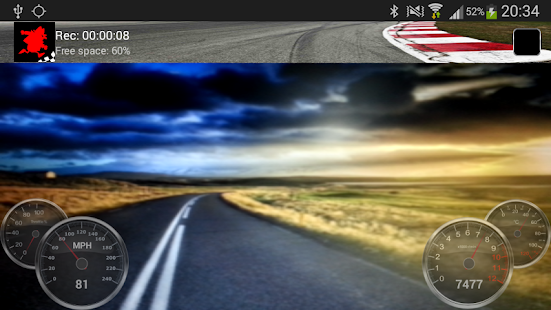 TrackSpy Dashcam Preview- screenshot thumbnail