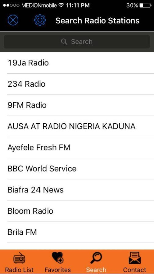 Nigerian Radio- screenshot