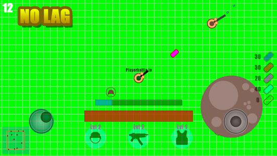 PlayerBattle.io - náhled