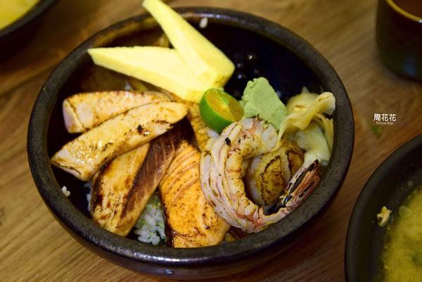 西湖水產 免費加湯加飯吃到飽!號稱最高cp值的生魚片丼飯