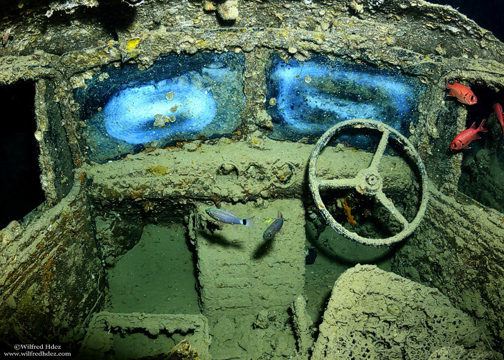 SS Thistlegorm, Red Sea Egypt (25 Best Dive Sites in the World to Put on Your Bucket List).