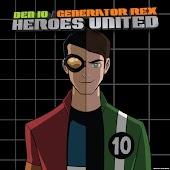 Ben10 / Generator Rex: Heroes United (Classic)