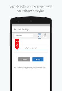 Adobe Sign Screenshot 4