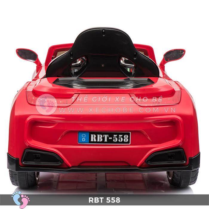 Xe hơi điện trẻ em RBT-558 11