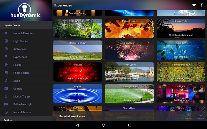 Download hueDynamic for Philips Hue Pro APK latest version