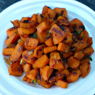 Sage & Sweet Potato Hash Recipe (Gluten Free, Paleo Friendly)