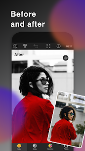 Color Pop Effects : Black & White Photo Editor 2