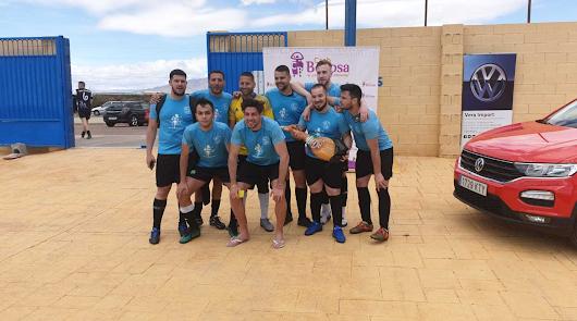 La fase final de la copa Adac-Grupo  Vera Import, ya tiene ganador