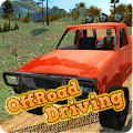 Offroad Pickup Truck Driving