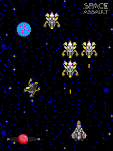 [Download Space Assault: Space shooter for PC] Screenshot 5