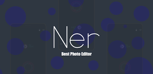 Ner - Photo Editor, Pip, Square, Filters, Pro Programos Android screenshot