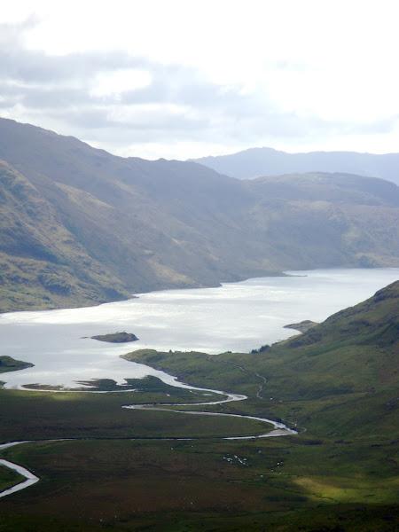 Photo: Inner Loch Nevis, on way up Ben Aden.