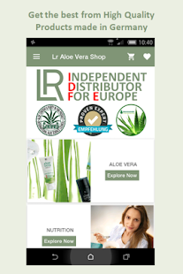 Lr Aloe Vera Shop- screenshot thumbnail