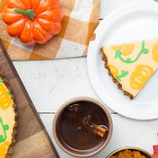Pumpkin Spice Cheesecake Tart Recipe