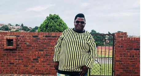 Dladla Mshunqisi has stepped into the new year in style.