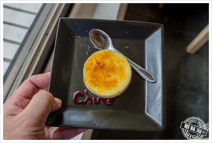 佐米特法式焦糖烤布蕾