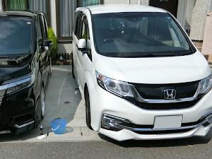 ステップワゴン  SPADA HYBRID G・Honda SENSINGのカスタム事例画像 RP-GBさんの2018年06月03日22:13の投稿