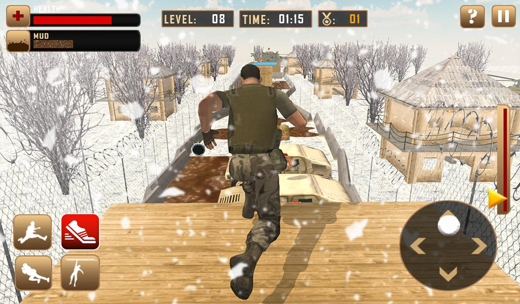 US Army Training School Game- screenshot