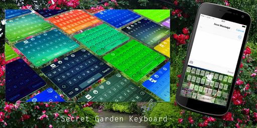 Secret Garden Keyboard