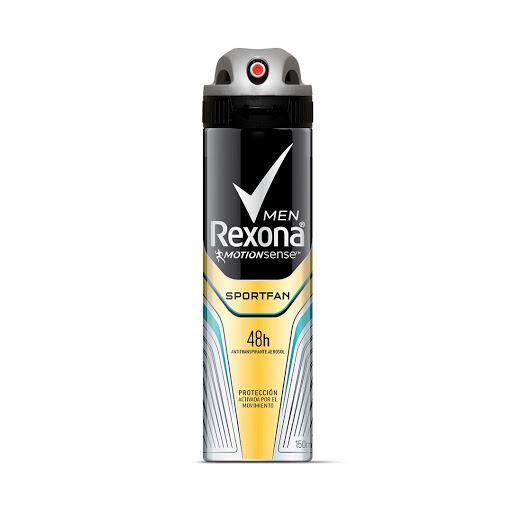 desodorante spray rexona sportfan 90gr