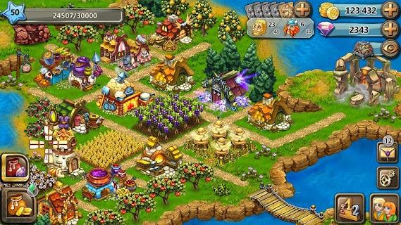 Harvest Land screenshot 00