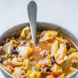 Hamburger Cabbage Soup Recipes.