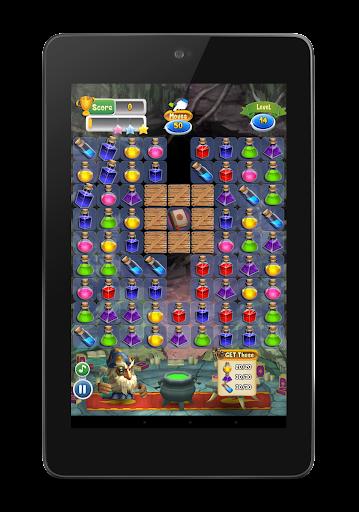 Magic Blender - Magic Potions - Match 3 apktram screenshots 24