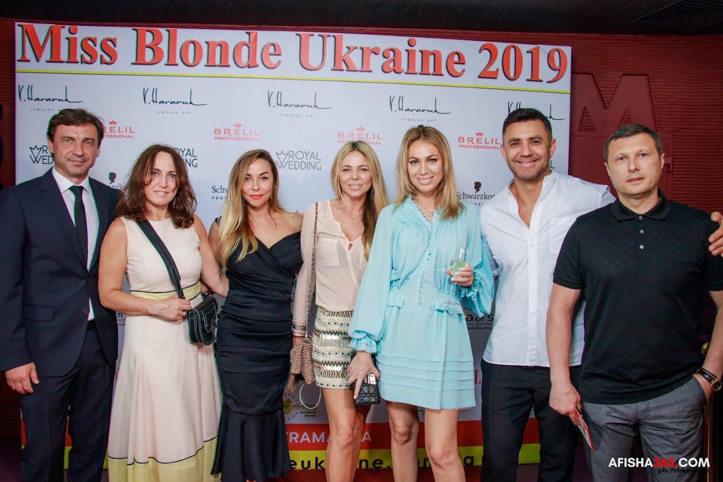 Фотоотчет с всеукраинского конкурса красоты