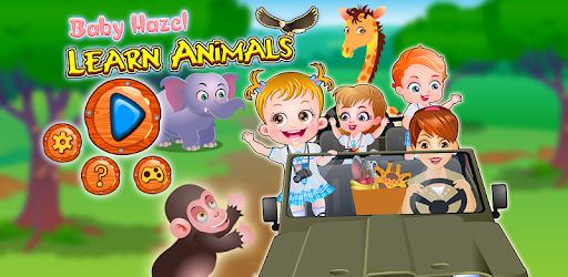 Приложения в Google Play – <b>Baby</b> Hazel Learn Animals
