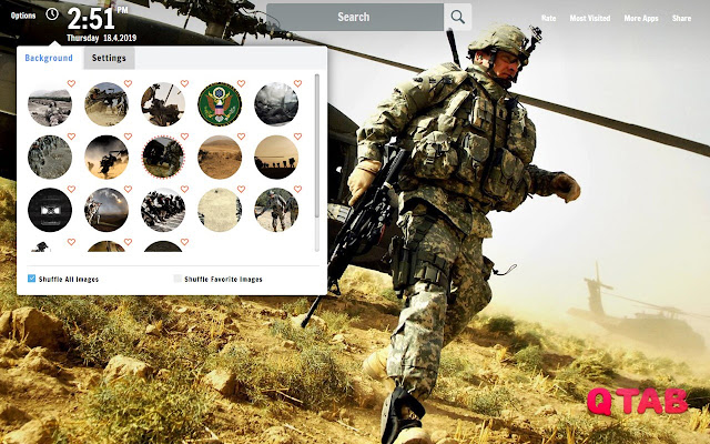 Us Army New Tab Us Army Wallpapers