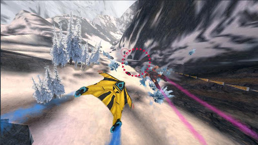 Wingsuit Flying 1.0.4 screenshots 14