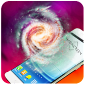 Milkyway Galaxy Space Live Wallpaper : Magiscreen