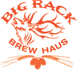 Big Rack Brew Haus Honey Badger Brown