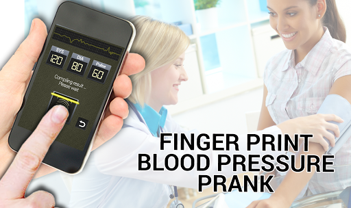 Blood Pressure Scanner Prank