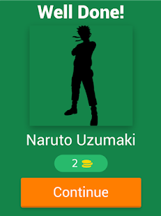 Quiz Naruto Shadow- screenshot thumbnail