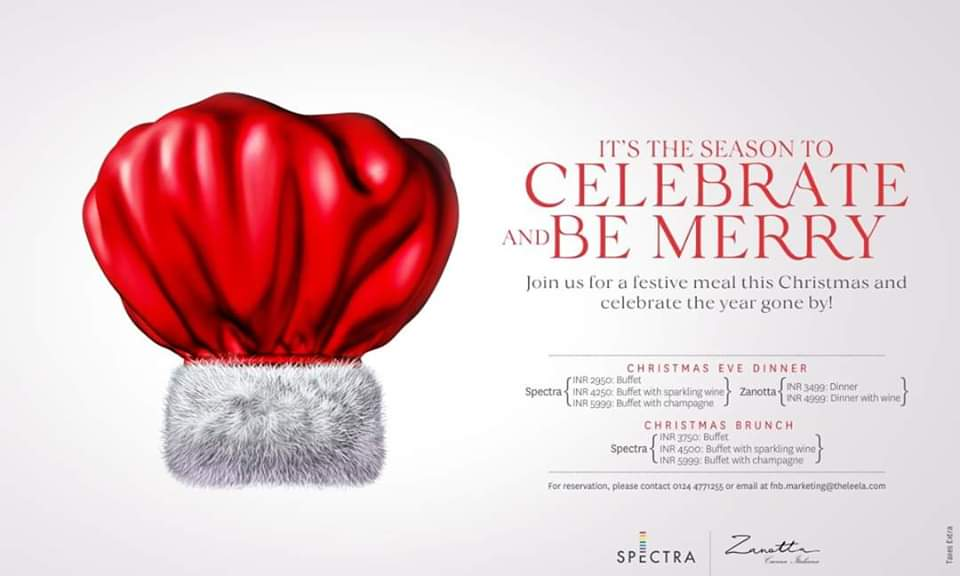 Christmas_Brunch_At_Leela_Gurgaon