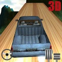 Car Hill Drive Excited 3D icon