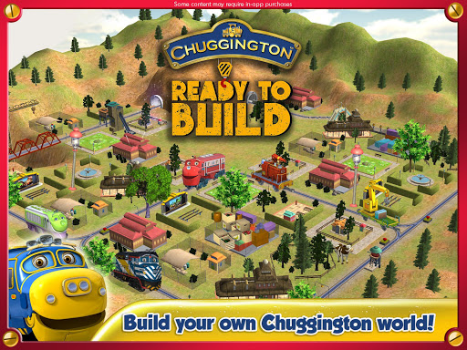Chuggington Ready to Build screenshot 10