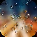 3D Rainy City Live Wallpaper icon