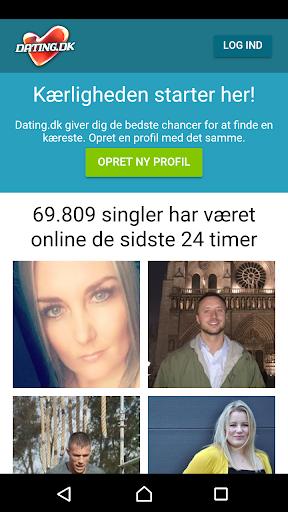 Dating.dk screenshot