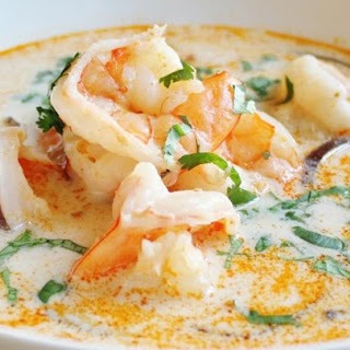 Thai Coconut Soup Recipes.